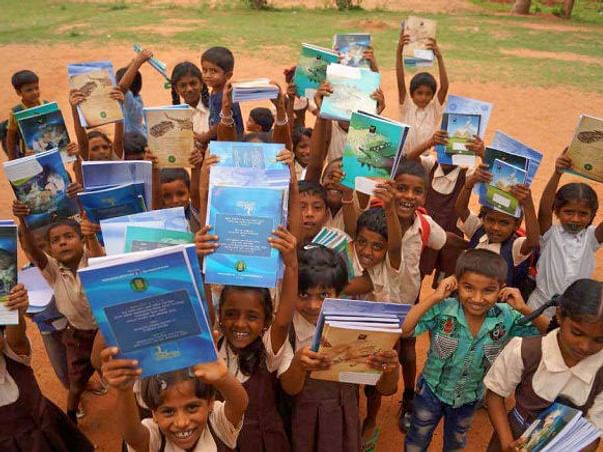 Help To Provide Right Education To Rural Children