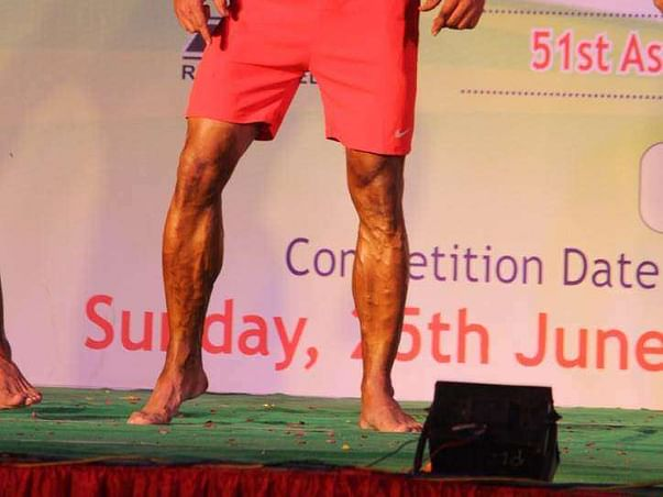 I Can Win At Mr. Asia Championship, If I Have Your Support