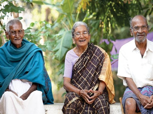 Help The Elderly To Live A Comfortable Life