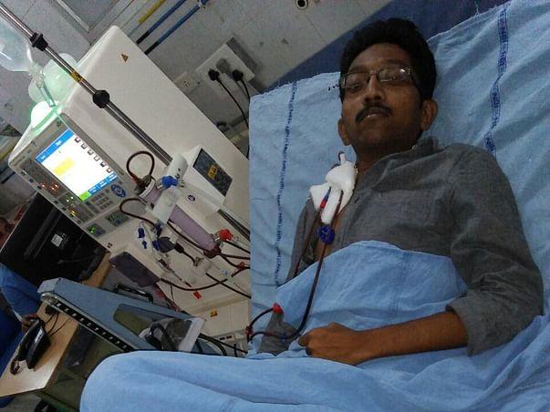 Help Ratnakar Medical Fund for Kidney Transplant Operation