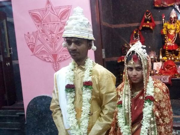 Anjana Urgently Needs Help To Save Her Husband From A Malignant Tumor