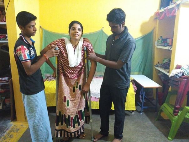 Hrudayalaxmi Woke Up From A Coma After Hearing Her Father's Voice