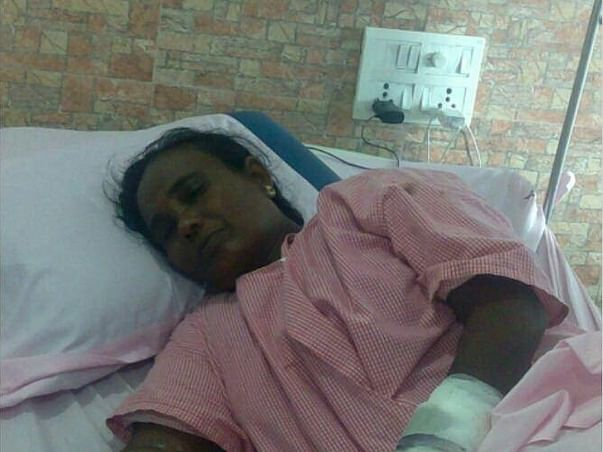 help Lakshmi maryamma for liver transplantation