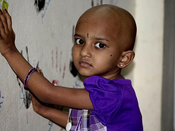 Help Little Geethakumari Fight Liver Cancer
