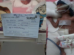 My Baby Was Born After 16 Years Of Marriage- Help Save Him!