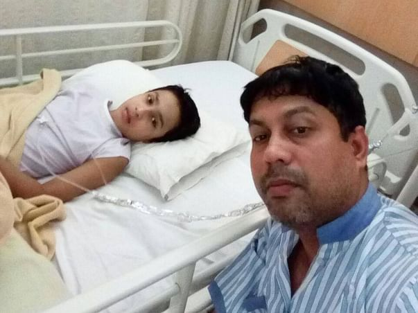 Save 8-Year-Old Rupriyo To Fight Against Blood Cancer