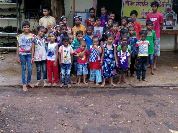 Making a Shelter for Orphan Street Kids
