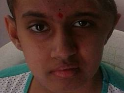 Help Charishma Fight with Brain Infection