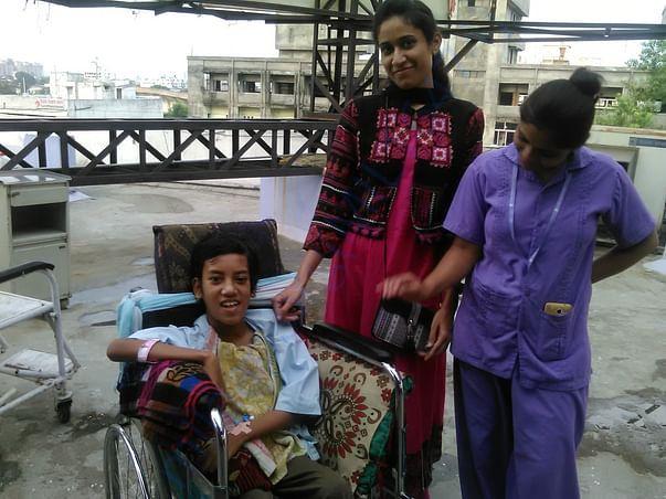 Help Shamim Bano & Rabiya Bano fight Cerebellar Ataxia...
