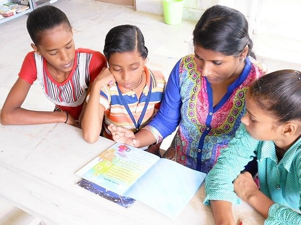 Help 450 Rural Kids In Masarhi Stay In School And Get Learning Support