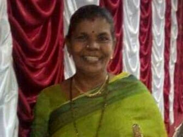 Help for aged lady to fight thyroid cancer