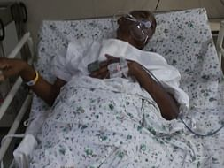Help Subramaniam for Lung Operation
