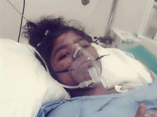 Help Parimala end her pain now