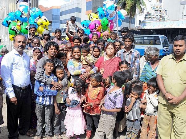Help Educate Street Children @ Sarayu