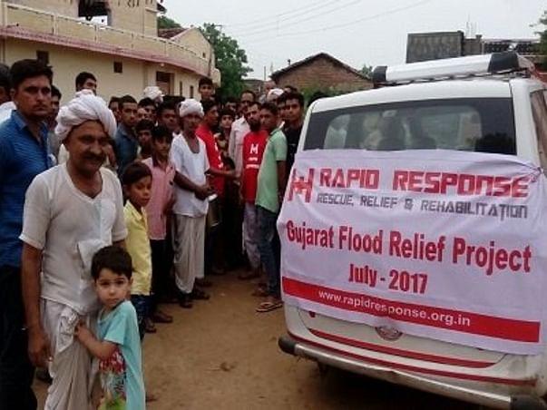 Gujarat Floods - Relief Appeal: Help Banaskantha!
