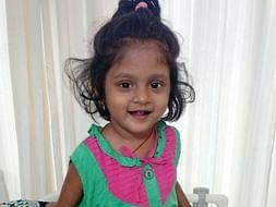 Help Baby Akshara Fight Chronic Liver Cirrhosis