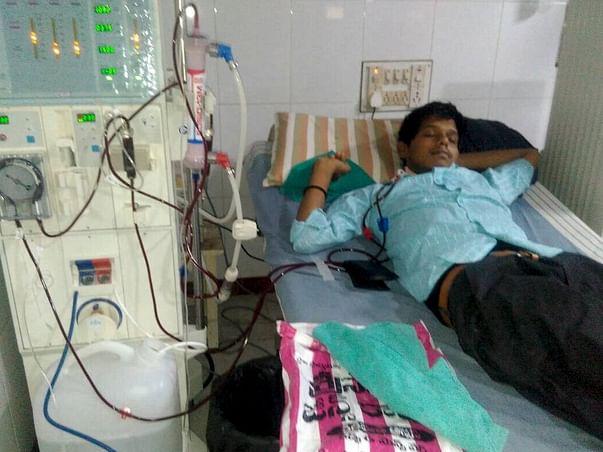Help Me For My Kidney's Transplantation.