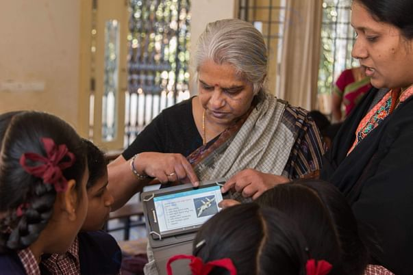 Training teachers to use Teachkits in the classroom