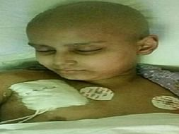 Appeal to Give new life to Blood cancer hit child Hardik