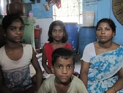 Help a widow provide shelter for her children