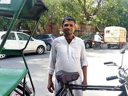 Support Shavwir Alam in Purchasing an E-Rickshaw