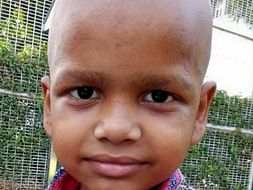 Help 7-Year-Old Karan To Fight Against Blood Cancer