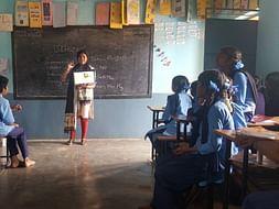 Be the spark for 150 kids- Vishakha/Rajan