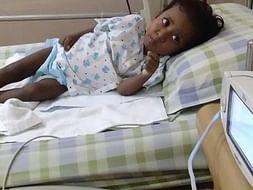 Help Two Year Old Ananya Get A Bone Marrow Transplant