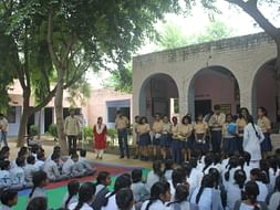 150 Students Study With No Electricity. Light Up This School In Rewari