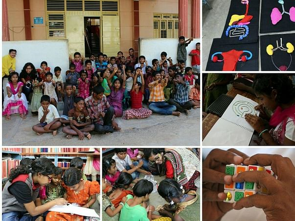 Support People With Disability From An Unnoticed Village Of Karnataka