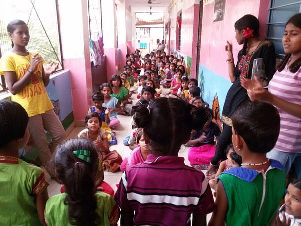 Help 51 girl children get Uniforms
