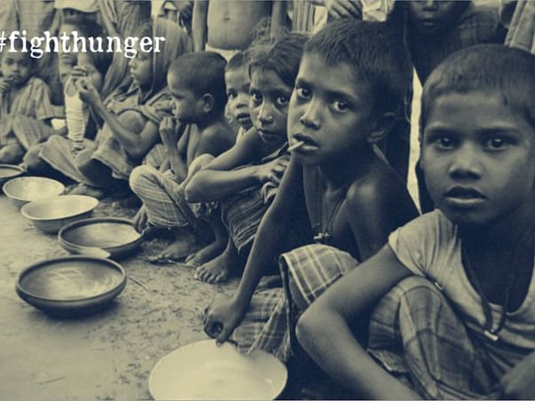 Fight Hunger - Feed the Hungry