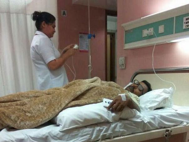 A teacher is fighting from his life,help him for liver transplant.