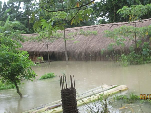 Need Support For Flood Affected People Of Jonai, A Small Town In Assam