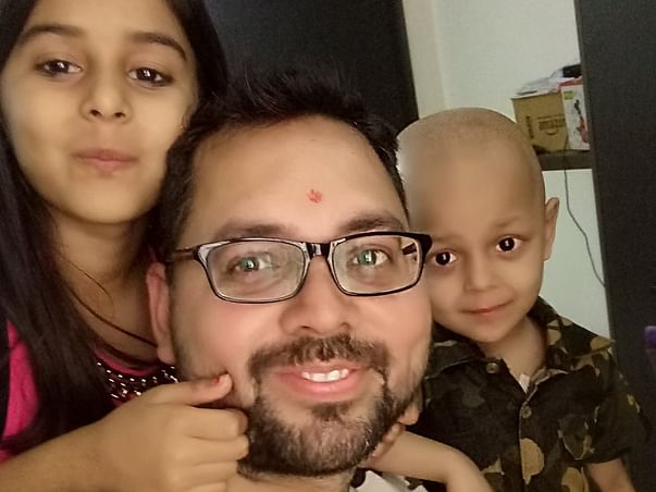 Help Darshit Live The Life He Deserves