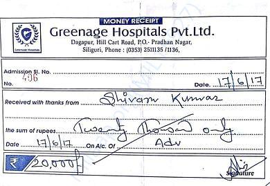 bill greenage hospital