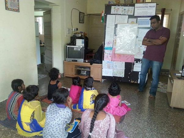 Swakshatra Needs Your Support To Protect Girls From Danger