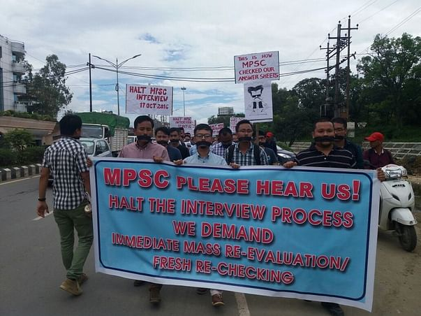 Help us reform and fight corruption in MPSC (Manipur).