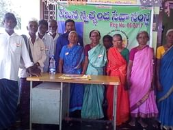 Help to old age home