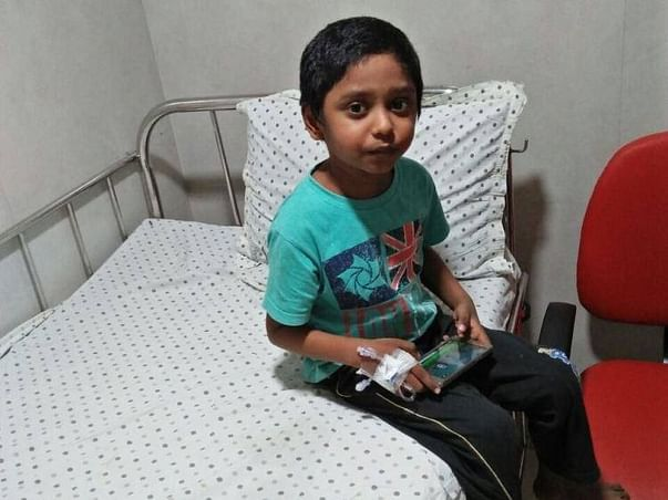 Help Srithan Fight With Leukemia