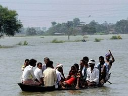 Flood Relief for Gorakhpur District