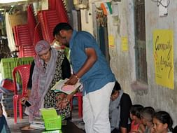 Help Deprived Children to have books in Hand and BE THE CHANGE