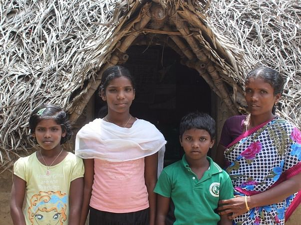 Help Mrs.Kannaki to protect her daughters