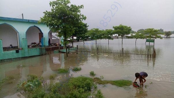 Schools Drown n Destroyed