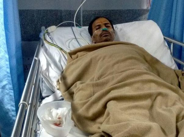 Help Mr. Uday Kumar Mishra fight cancer