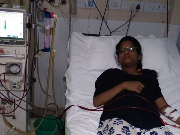 Help Agnishikha to meet treatment cost for CKD