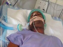 Help Kathiban Fight Brain Hemorrhage