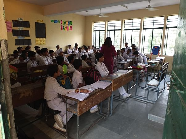 Help my students attain excellent education against all odds