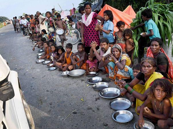 Urgent Funds For Bihar Flood Victims