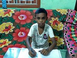 Help Thiruvasagam Get Treatment For Severe Blood Disorder